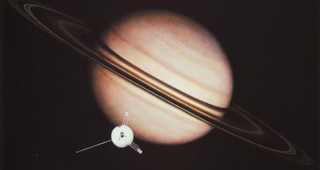 NASA - NASA Celebrates Four Decades of Plucky Pioneer 11