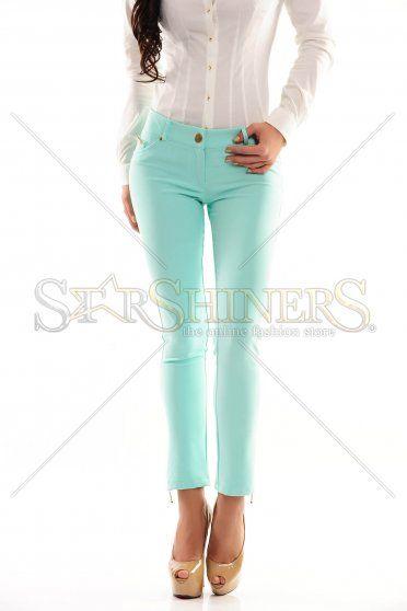 Pantaloni PrettyGirl Simple One Turquoise