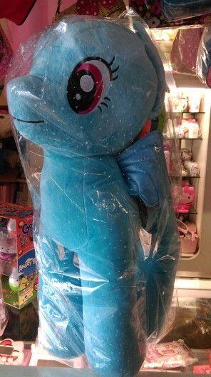 #boneka #littlepony t.80cm, ready ungu, pink, biru @ 230.000