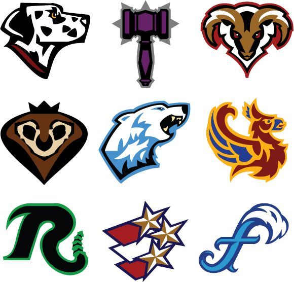 Fantasy Football Logos | favorite fantasy football logos this was the first week we were ...