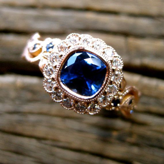 95 best Royal Blue Jewelry images on Pinterest