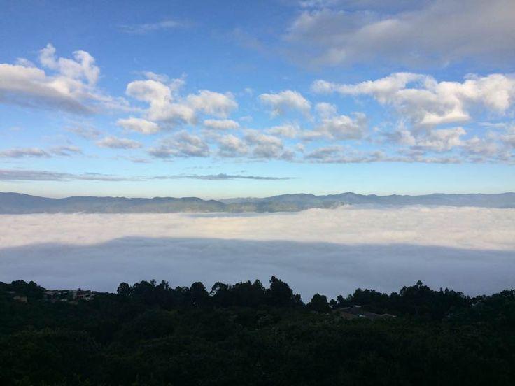 View over the Sabana.