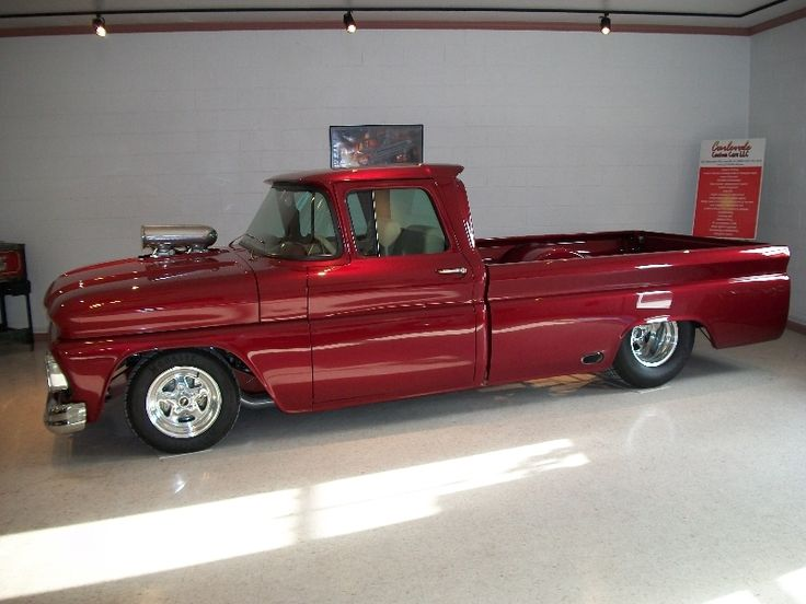 1963 Pro-Street Chevrolet C-10 Pickup