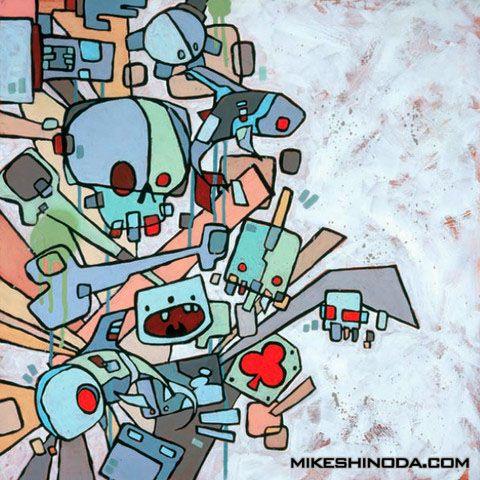 The Rising Tide - Mike Shinoda