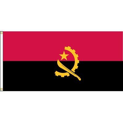 angola africa flag