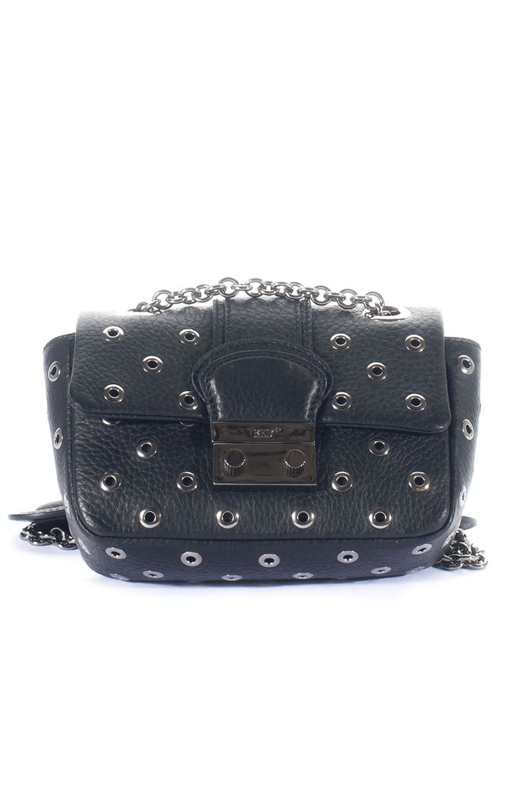 Small bag in leather - Euro 590 | Red Valentino | Scaglione Shopping Online