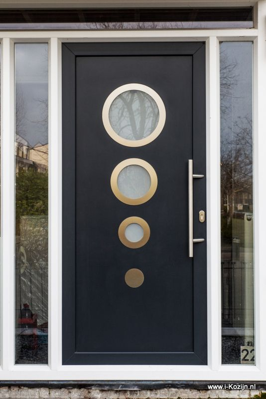9 best Porte d\u0027entrée images on Pinterest Entrance doors, Front
