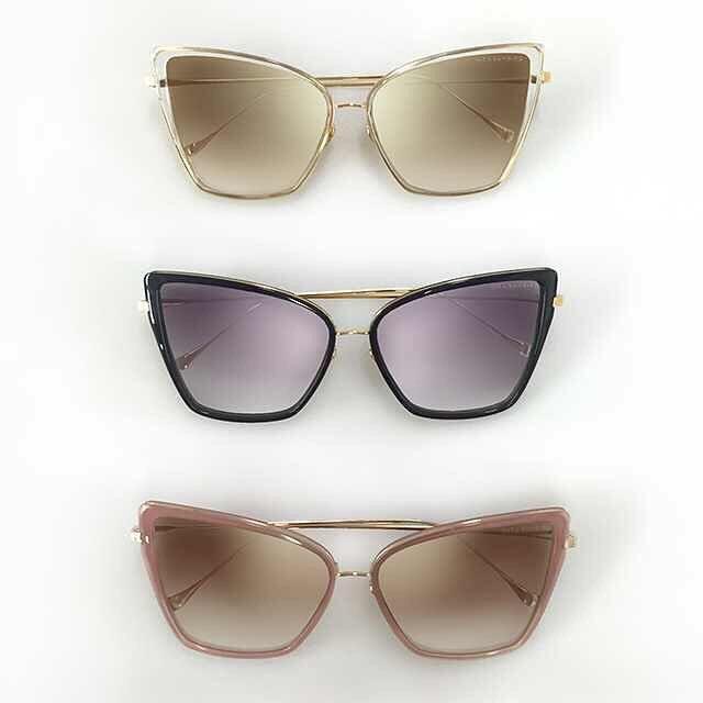Rikton Type sunglasses - Metallic Dita Eyewear X1hoAybr