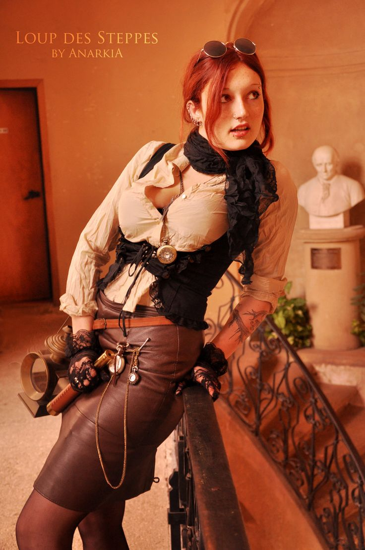 Steampunk exploration by on deviantart steampunk fashion - Steampunk style vestimentaire ...