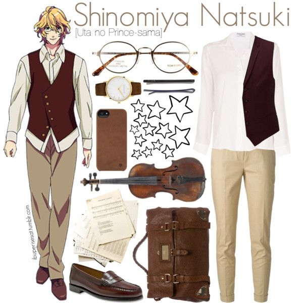 1000+ Images About Uta No Prince-sama Inspired Outfit On Pinterest | Rebecca Minkoff School ...