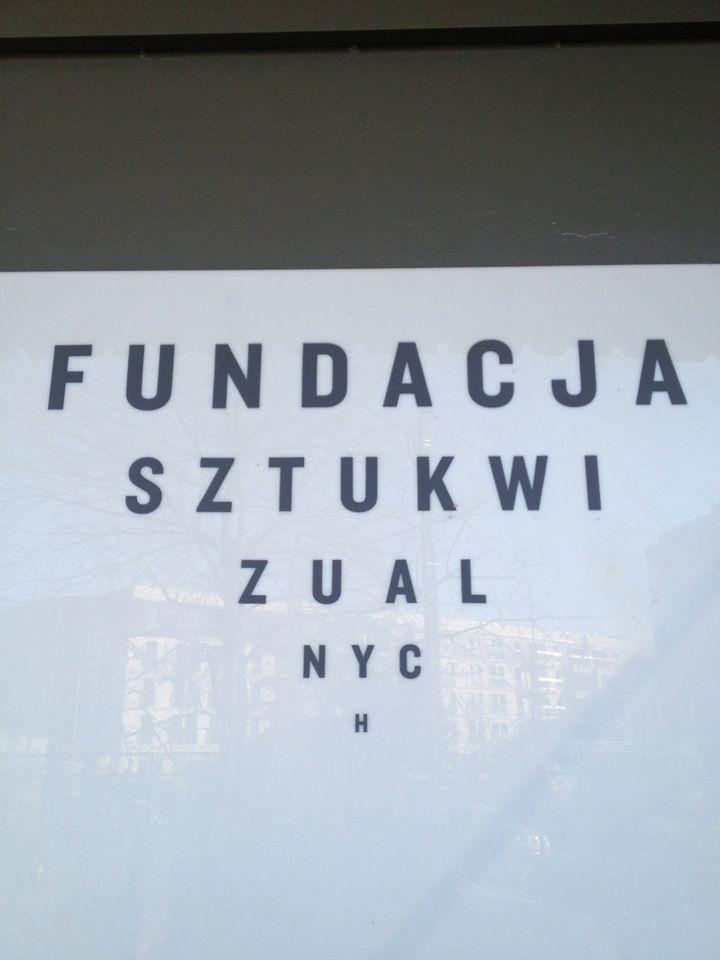 Fundacja Sztuk Wizualnych w Kraków, Województwo małopolskie