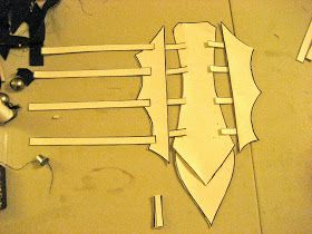 Hi, thank you for taking the time to read my post. This is how I made my Nightingale Armor and prop weapo...