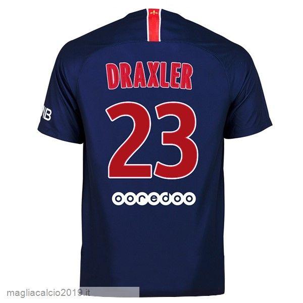 Completi Calcio In Offerta Nike NO.23 Draxler Home Maglia Paris ...