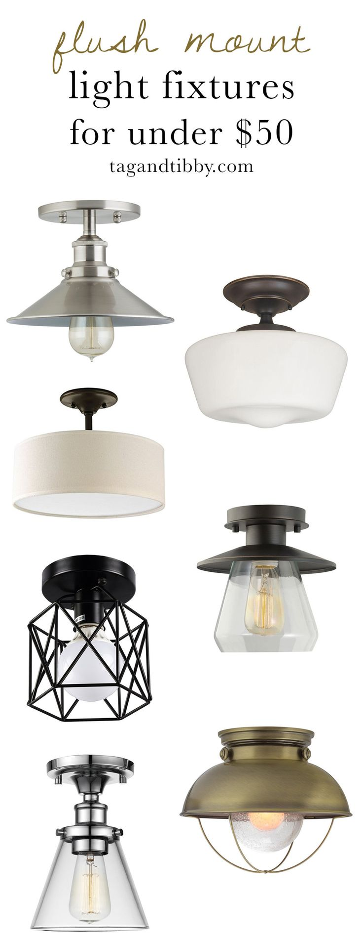 Bathroom Light Fixtures Under $50 best 25+ flush mount lighting ideas on pinterest | flush mount