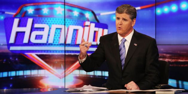 """Something to think about.... """" Sean Hannity Says Cops Are Nice To Him,..."""""""