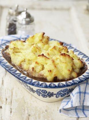 Jamie Oliver's Guiness Shepherd's Pie