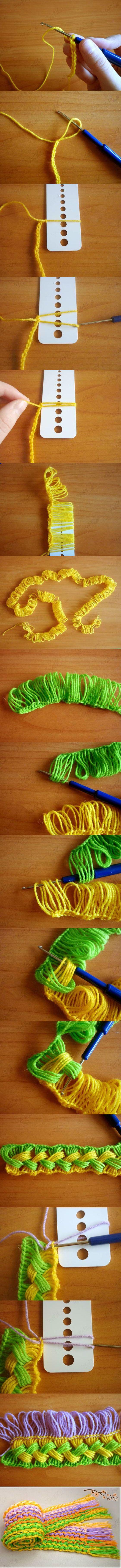 DIY Scarf Most creative scarf!