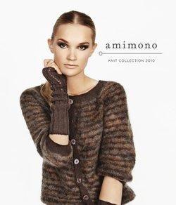 Amimono Knit Collection 2010 - Strik og broderi - garn, kits og designs i Sommerfuglen
