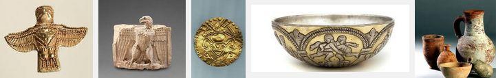 Artefatos antigos - coleção para depois que ganhar na #Megasena