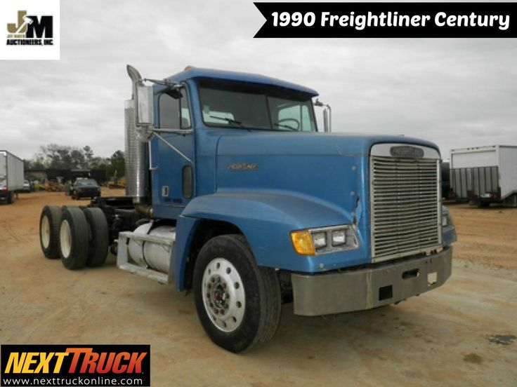#ThrowbackThursday Check out this 1990 Freightliner Century. View more #Freightliner #Trucks at http://www.nexttruckonline.com/trucks-for-sale/by-make/Freightliner #Trucking #NextTruck #tbt