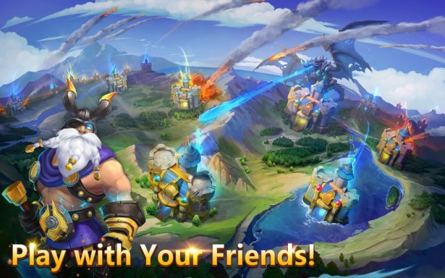 Castle Clash v1.3.4 for android