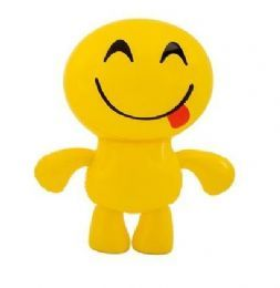 Inflatable Emoji Man Toy | Tongue Out Emoticon