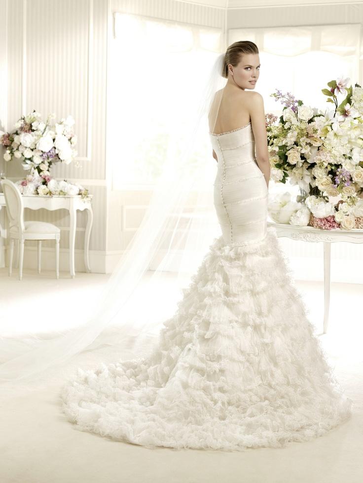 La Sposa Wedding Dresses - Style Menhir [Menhir] : Wedding Dresses, Bridesmaid Dresses and Prom Dresses at BestBridalPrices.com
