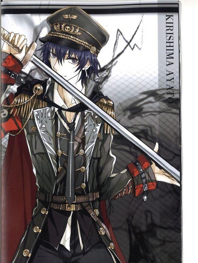 Tokyo Ghoul Ayato Kirishima Military Uniform Cosplay Costume