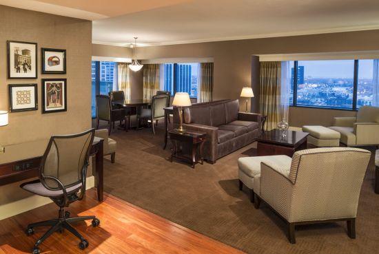 Vip Suite Sheraton Columbus Hotel At Capitol Square
