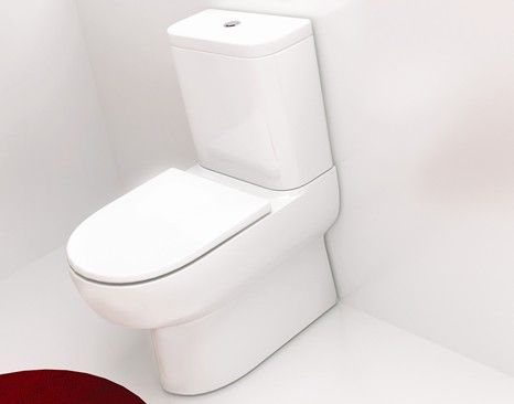 Ideal Standard / CYGNET BTW CC SUITE ROUND CISTERN SOFT CLOSE SEAT $699