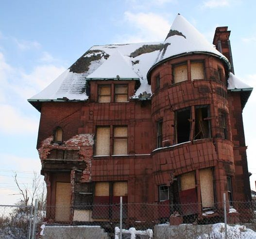Lost And Found Mansions Of Detroit 1889 Victorian House Restoration James Scott Mansion America S Great Pinterest