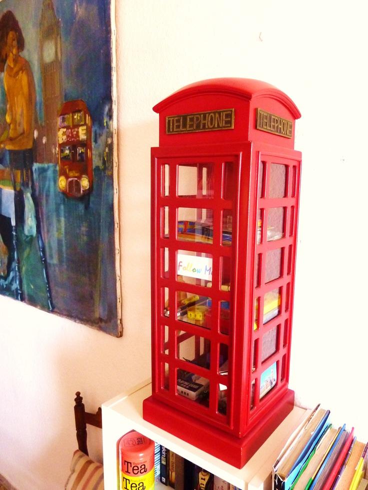 Phone box | Quest! Office | La Laguna | Tenerife | Canary Islands