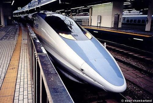 Tren bala japones