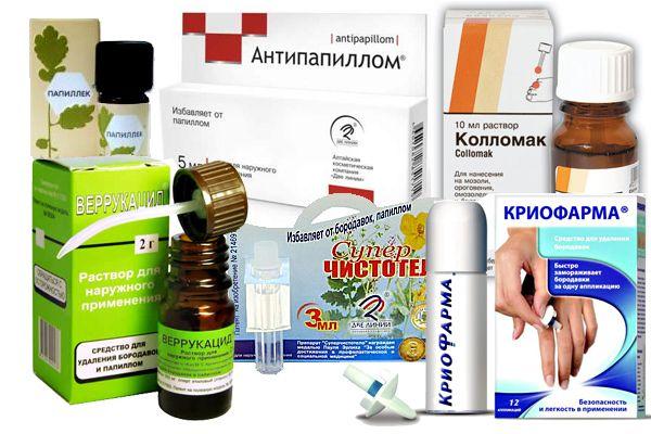 препараты против новообразований