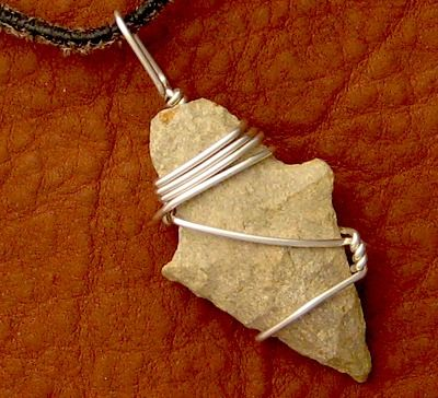 How to Wire Wrap an Arrowhead – an easy tutorial — Jewelry Making Journal
