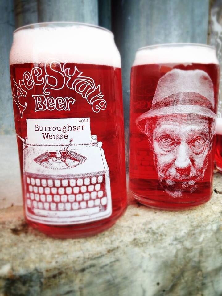 William S Burroughs Beer, Free State