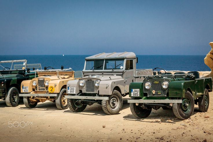 International Land Rover Day - 2015 by William Attard McCarthy on 500px