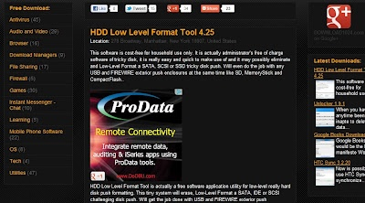What kind of site is that?  Well, that page contains articles about legal software:  - that are installed in most PCs around the world;  - are designed to help you quickly install your programs you need after a reinstallation of the operating system;  - most are free, but not all;  - are reviewed in detail, many of these programs are even accompanied by video tutorials to help you to use it.   The site can be found at : http://www.download1024.com/
