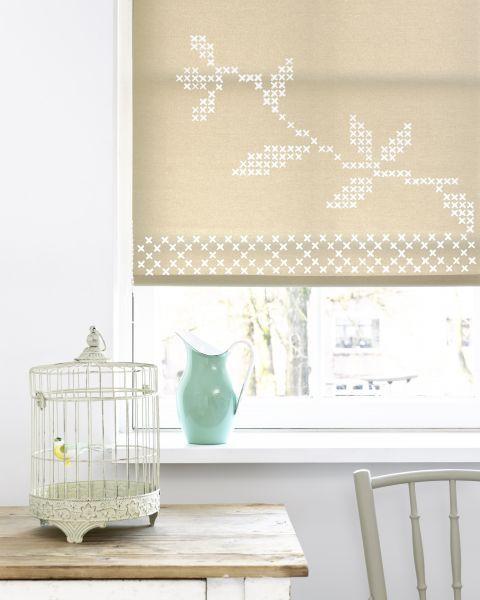 Borduren zonder naald en draad / Embroidery without needle & thread