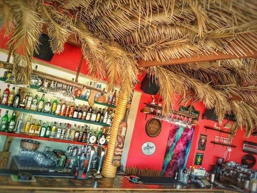 Cocones Beach Bar, When your Summer Dreams become true.. Polichrono Chalkidik...