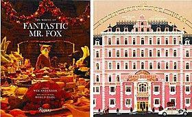 「ファンタスティック Mr.FOX」「グランド・ブダペスト・ホテル」ビジュアル充実のメイキングブックが今冬発売! : 映画ニュース - 映画.com