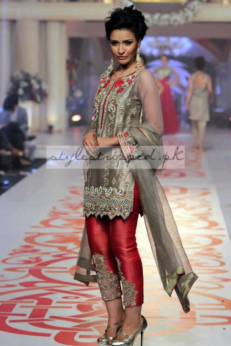 Runway Review: Asifa Nabeel 2015!