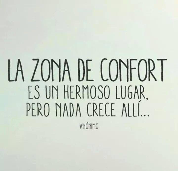 〽️La Zona de Confort...