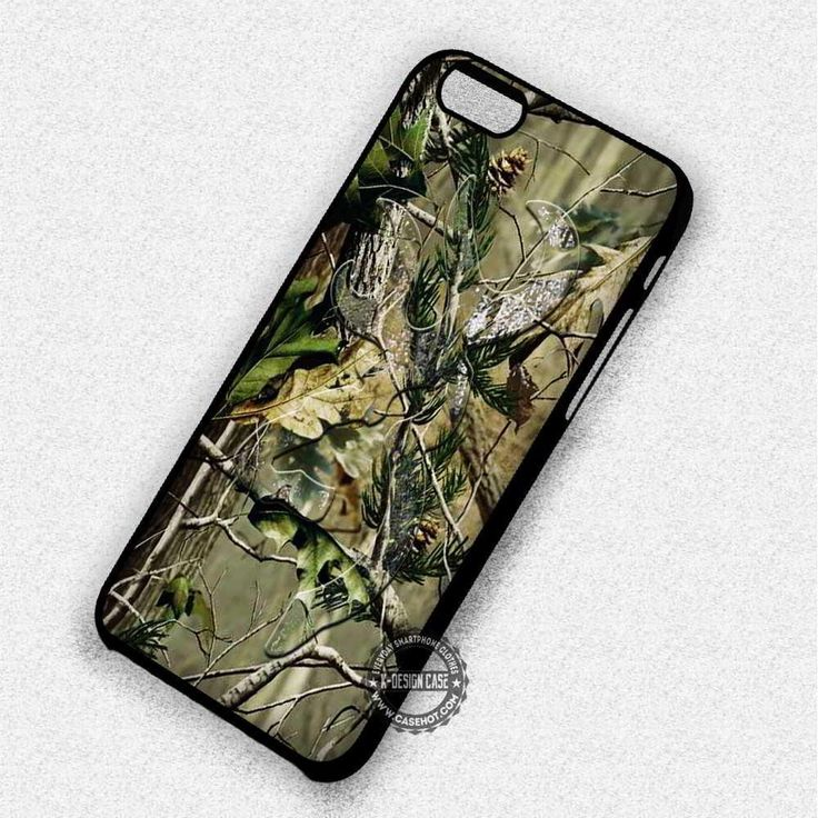 Camouflaged Browning Deer Wildlife - iPhone 7 6S 5C SE Cases & Covers