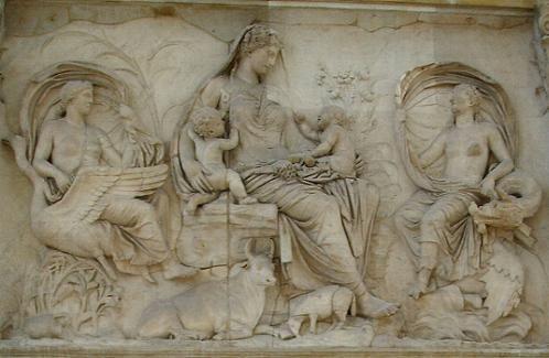 Gea, la diosa Madre