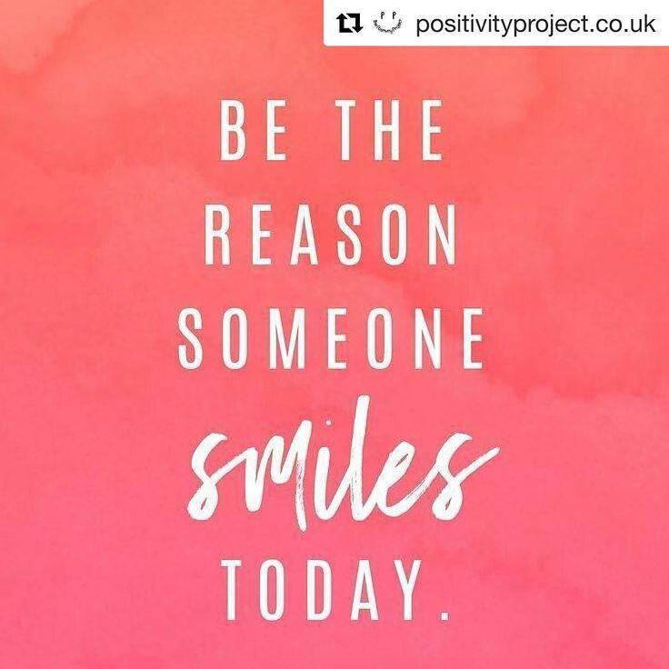 #Repost @positivityproject.co.uk (@get_repost)  It can be so easy for your mood to reflect on others! When I'm in a bad mood I'm often short tempered with others which isn't a good trait. However its important to aknowlege when your in a bad mood and try and turn things around. Why not write a list of what makes you happy and spend some time doing those things that make you smile as your good mood will be passed onto others and may be the reason someone smiles today :) #smile…