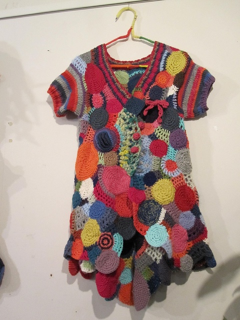 Crocheting Crazy : crazy crochet Freeform Crochet Pinterest