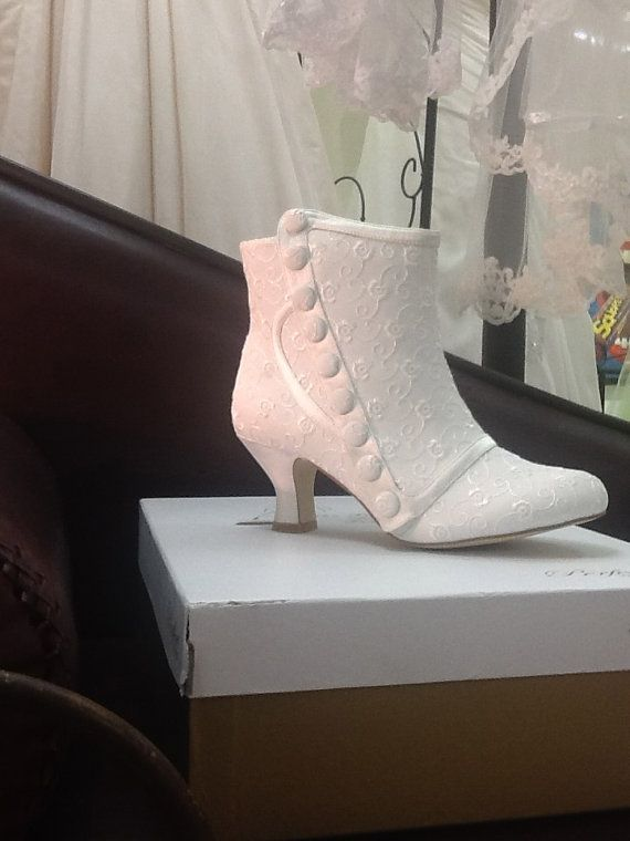 Hey, I found this really awesome Etsy listing at http://www.etsy.com/listing/120340759/ivory-bridal-wedding-boots