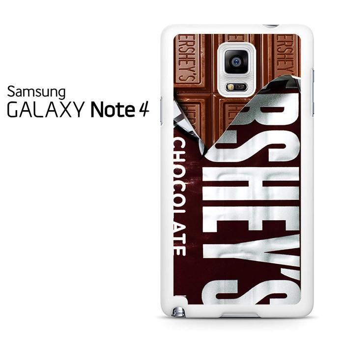 Hershey Chocolate Bar Samsung Galaxy Note 4 Case