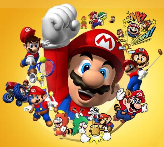Jogos do Mário. Conheça os melhores jogos online do Mário, acesse: http://www.jogoson.com.br/jogos-do-mario/
